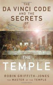 The Da Vinci Code and the Secrets of the Temple by  Robin Griffith-Jones - Paperback - 2006-04-17 - from Gulf Coast Books (SKU: 0802840388-1-16409655)