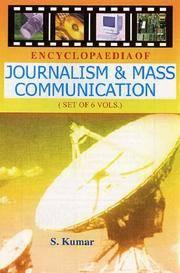 Encyclopaedia of Journalism and Mass Communication, 6 Vols