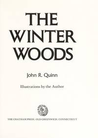 The Winter Woods by  Illustrated by Author  John R. - Hardcover - Signed - 1976 - from The Book Moose and Biblio.com