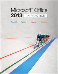 Microsoft® Office 2013: In Practice (Simnet Code not included)