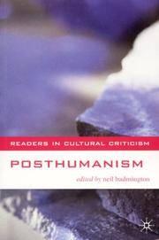 Posthumanism