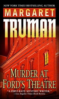 Murder At Ford\'s Theatre