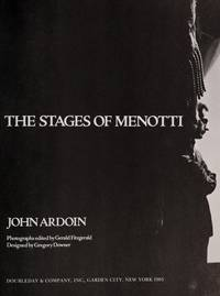 The Stages of Menotti (autographed)