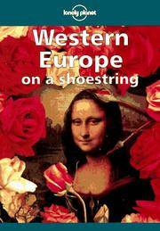 Lonely Planet: Western Europe on a Shoestring