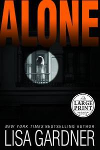 Alone (Random House Large Print)