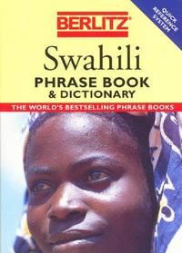 Berlitz Swahili Phrase Book (Berlitz Phrase Books)