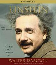 image of Einstein: His Life and Universe (Audio CD)