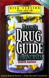 image of Davis's Drug Guide for Nurses (Book with CD-ROM for Windows and Macintosh, 2.0)