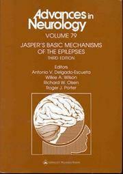 Jasper's Basic Mechanisms of the Epilepsies Advances in Neurology Vol 79
