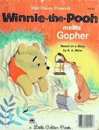 Winnie the Pooh meets Gopher Walt Disney's