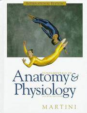 image of Fundamentals of Anatomy & Physiology: Applications Manual Included