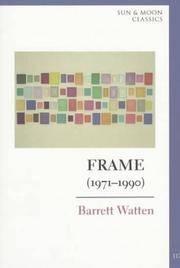 Frame (1971-1990)