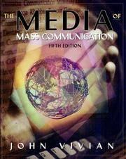 image of Media of Mass Communication, The
