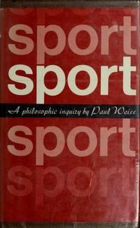 Sport; a philosophic Inquiry