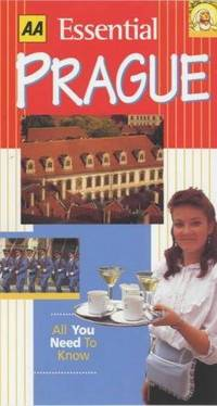 AA Essential Prague (AA Essential Guides)