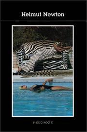 Helmut Newton by Karl Lagerfeld - 1999