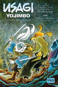 image of Usagi Yojimbo: Two Hundred Jizo