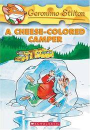 Cheese-Colored Camper