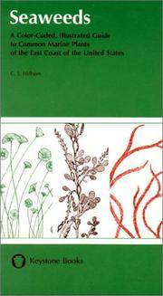 Seaweeds A ColorCoded Illustrated Guide To Common Marine Plants Of The East Coast Of The United States Keystone