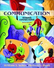 image of Communication: Making Connections (6th Edition)