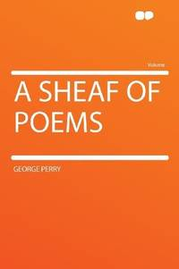image of A Sheaf of Poems