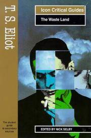 T. S. Eliot - The Waste Land (Readers' Guides to Essential Criticism)
