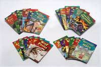image of Oxford Reading Tree: Stages 9-16: TreeTops Myths and Legends: Evaluation Pack