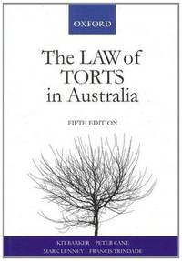 Law of torts in notes pdf