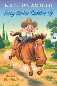 Leroy Ninker Saddles Up: Tales from Deckawoo Drive, Volume One  **SIGNED 1st Ed /1st Printing +...