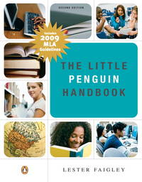 Little Penguin Handbook,The