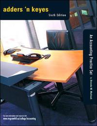 Adders N' Keyes: An Accounting Practice Set