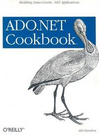 ADO.NET Cookbook.