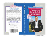 The Groom Came C.O.D. (Harlequin American Romance, No. 839)
