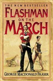 image of FLASHMAN ON THE MARCH from The Flashman Papers 1867-8.