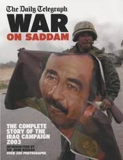The Daily Telegraph War on Saddam