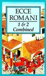 Ecce Romani Book 1 and 2 Combined (Latin Edition)