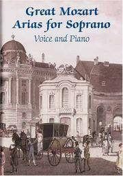 Great Mozart Arias For Soprano