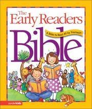 Early Readers Bible [Hardcover] Beers, V. Gilbert by  V. Gilbert Beers - Hardcover - 2001-01-20 - from Ocean Books (SKU: PW-37NM-RRLG)