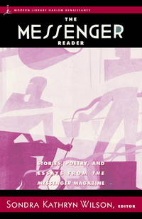The Messenger Reader  Stories, Poetry and Essays from The Messenger Magazine