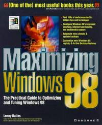 Maximizing Windows 98