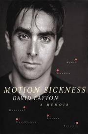 Motion Sickness: a Memoir