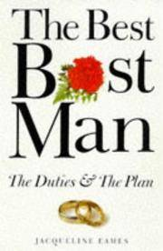 The Best Best Man: The Duties & the Plan (The wedding collection)