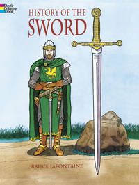 History of the Sword (Coloring Book)