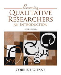 Becoming Qualitative Researchers: An Introduction (5th Edition)