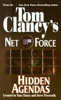 image of Net Force: Hidden Agendas