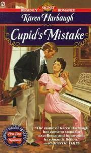 Cupid's Mistake (Signet Regency Romance)
