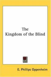 The Kingdom Of the Blind