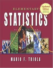 Elementary Statistics Update