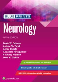 BLUEPRINTS NEUROLOGY 5ED (PB 2019)