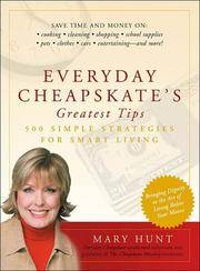 Everday Cheapskate's Greatest Tips: 500 Smart Strategies for Smart Living